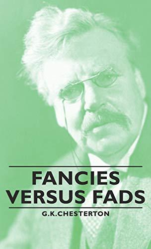 9781443734349: Fancies Versus Fads