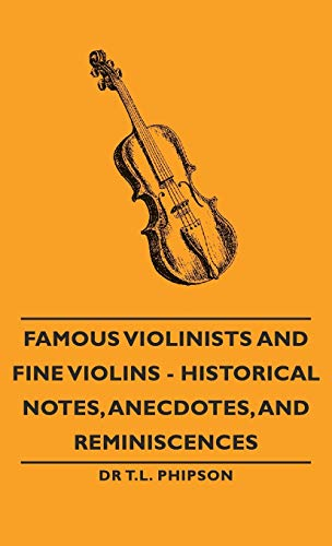 9781443734608: Famous Violinists and Fine Violins