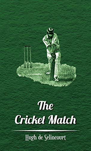 9781443734936: The Cricket Match