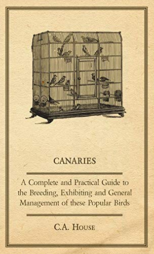 9781443735278: Canaries - A Complete and Practical Guide to the Breeding, Exhibiting and General Management of These Popular Birds
