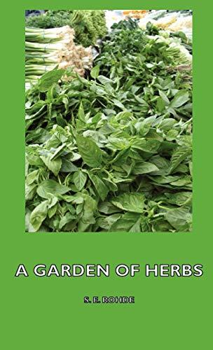 9781443735841: A Garden of Herbs