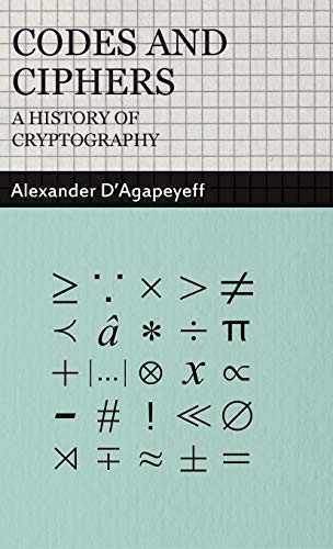 9781443736916: Codes and Ciphers - A History of Cryptography