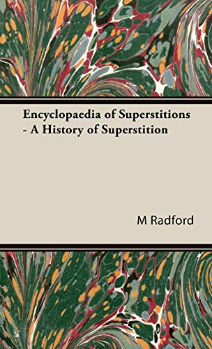 9781443737173: Encyclopaedia of Superstitions - A History of Superstition