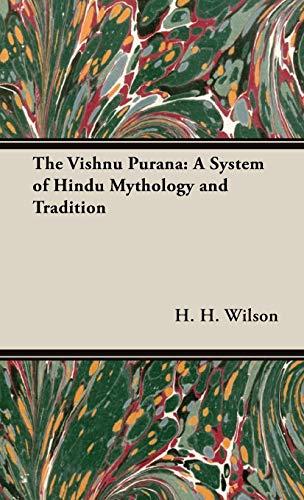 9781443739931: The Vishnu Purana: A System of Hindu Mythology and Tradition