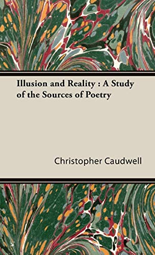 9781443740364: Illusion and Reality: A Study of the Sources of Poetry