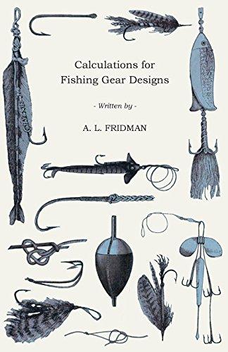 9781443756334: Calculations for Fishing Gear Designs (Fao Fishing Manuals)