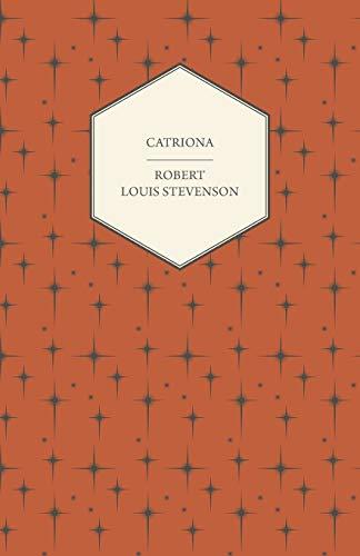 9781443768535: Catriona