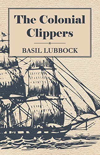 9781443771191: The Colonial Clippers