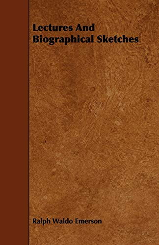 ralph waldo emerson fate essays and lectures People like ralph waldo emerson to his various essays, poems and lectures, emerson's the significance of mr norton and fate in invisible man by ralph.