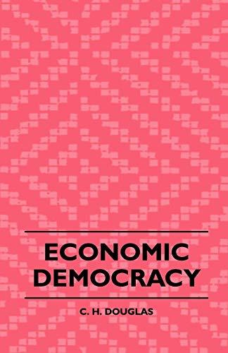9781443789929: Economic Democracy
