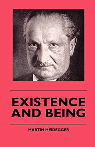 9781443791922: Existence And Being