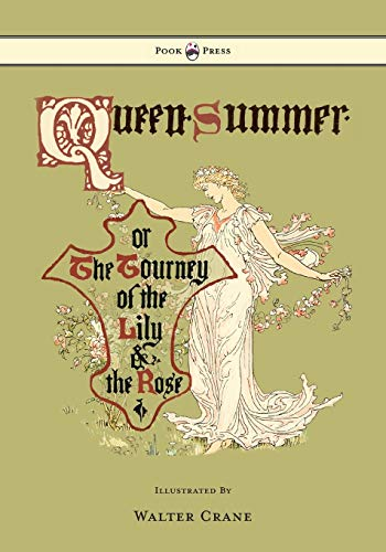 9781443797269: Queen Summer - Or the Tourney of the Lily and the Rose