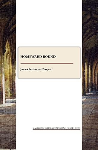 Homeward Bound: James Fenimore Cooper