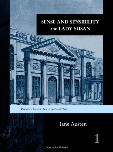 9781443805407: Jane Austen: The Works in Eight Volumes