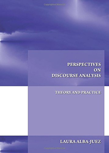 9781443805971: Perspectives on Discourse Analysis: Theory and Practice