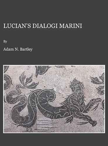 9781443809603: Lucians Dialogi Marini