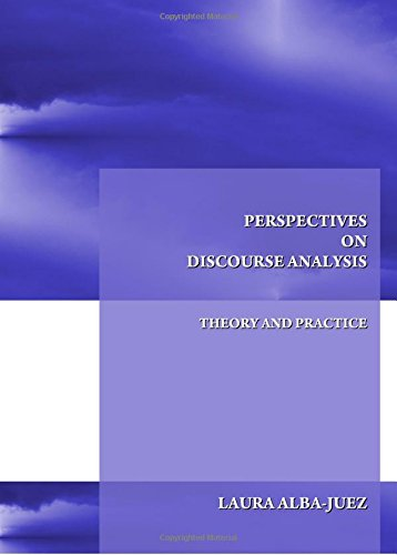9781443816328: Perspectives on Discourse Analysis: Theory and Practice