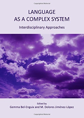 9781443817622: Language as a Complex System: Interdisciplinary Approaches
