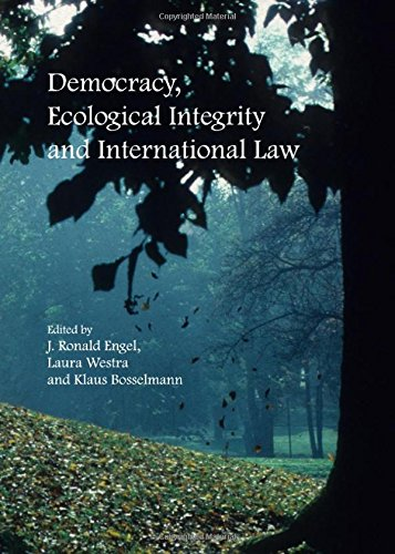 9781443817677: Democracy, Ecological Integrity and International Law