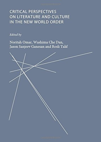 9781443822657: Critical Perspectives on Literature and Culture in the New World Order