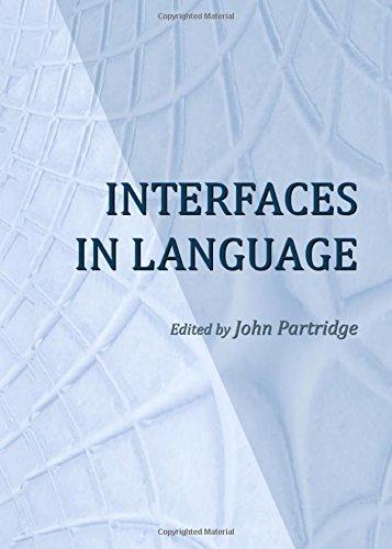 Interfaces in Language: John Partridge
