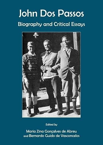 9781443824217: John Dos Passos: Biography and Critical Essays