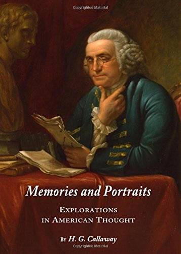 9781443824279: Memories and Portraits: Explorations in American Thought