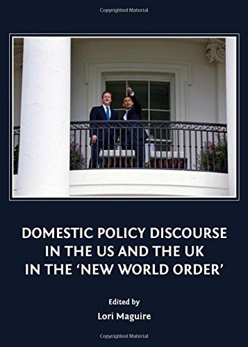 9781443824293: Domestic Policy Discourse in the 'new World Order'