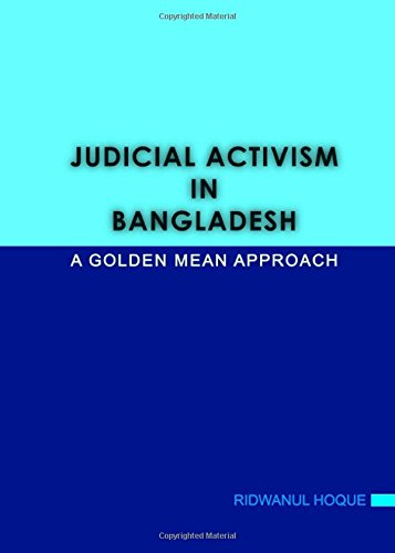 9781443827331: Judicial Activism in Bangladesh: A Golden Mean Approach