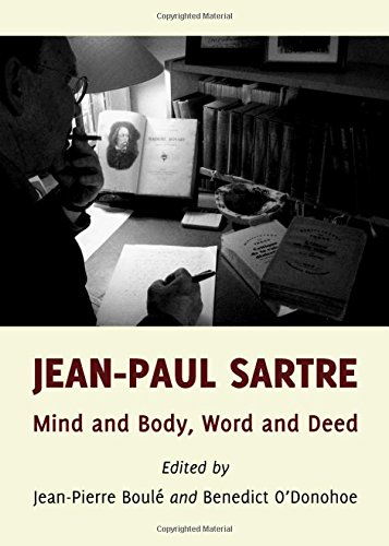 jean paul sartres writing no By jean-paul sartre (author) at the time it was written my sense is sartre's reputation was more unimpeached than it is today this guide stresses how much of a 'humanist' sartre was , and how he always focused on the human situation, and how deeply his writing is involved in the social problems.