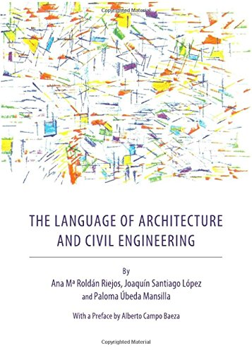 9781443831673: The Language of Architecture and Civil Engineering