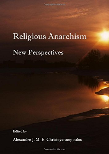 9781443831895: Religious Anarchism: New Perspectives