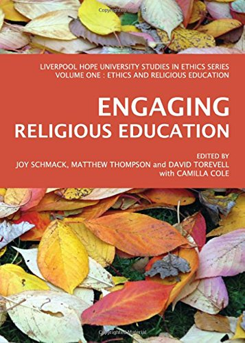 9781443836678: Engaging Religious Education (Ethics)