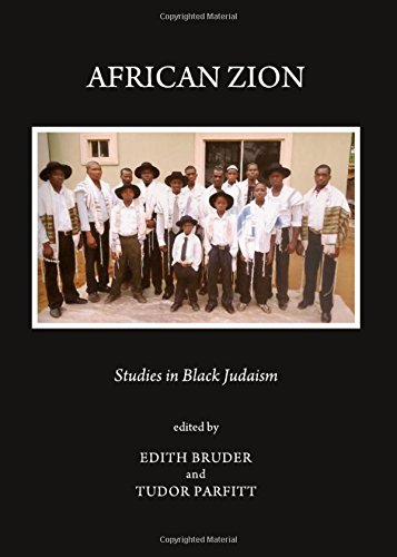 9781443838023: African Zion: Studies in Black Judaism