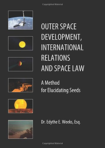 9781443839655: Outer Space Development, International Relations and Space Law: A Method for Elucidating Seeds