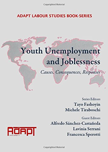 Youth Unemployment and Joblessness: Causes, Consequences, Responses (Adapt Labour Studies): Alfredo...