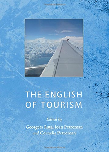 9781443841283: The English of Tourism