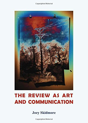 9781443844444: The Review as Art and Communication