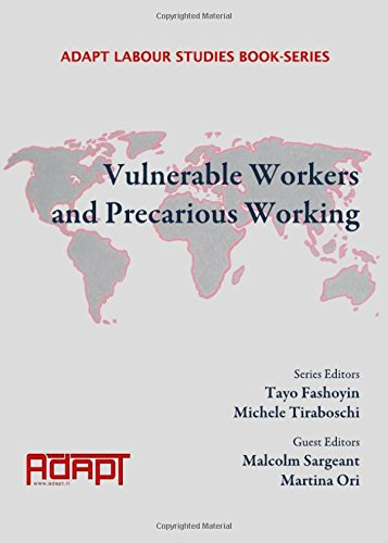 9781443848978: Vulnerable Workers and Precarious Working (Adapt Labour Studies)