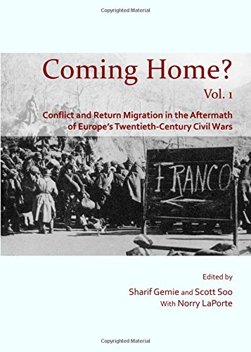 9781443850414: Coming Home?: Conflict and Return Migration in the Aftermath of Europe's Twentieth-century Civil Wars