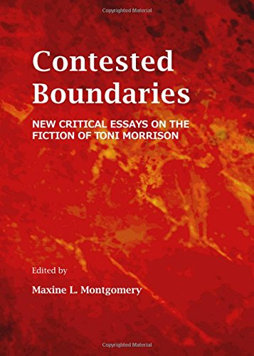 9781443851503: Contested Boundaries: New Critical Essays on the Fiction of Toni Morrison (Women's Studies)