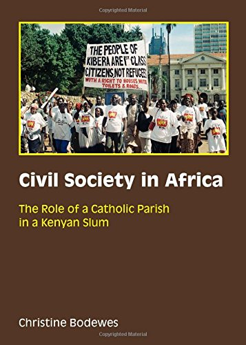 9781443852340: Civil Society in Africa: The Role of a Catholic Parish in a Kenyan Slum