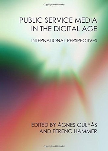 9781443853033: Public Service Media in the Digital Age: International Perspectives
