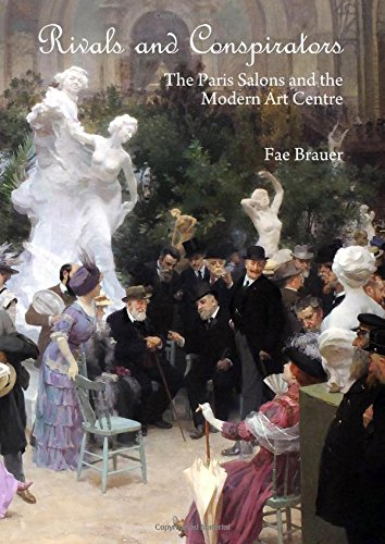 9781443853767: Rivals and Conspirators: the Paris Salons and the Modern Art Centre