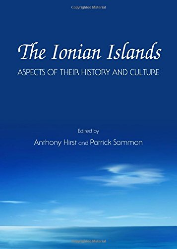 9781443858250: The Ionian Islands: Aspects of Their History and Culture
