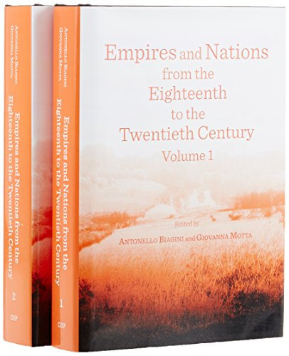 9781443863636: Empires and Nations from the Eighteenth to the Twentieth Century