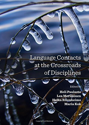 9781443866248: Language Contacts at the Crossroads of Disciplines