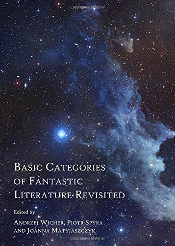 Basic Categories of Fantastic Literature Revisited: Piotr Spyra