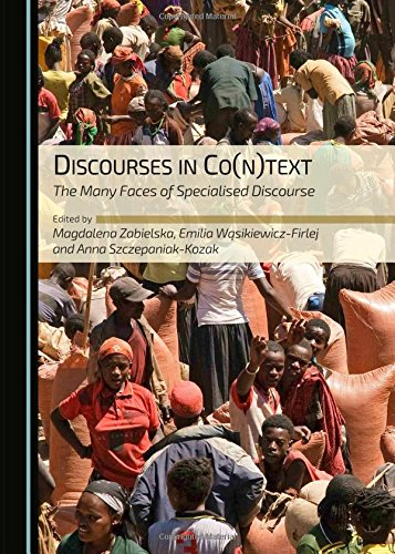 Discourses in Co(n)text: The Many Faces of: Murawska, Magdalena (Editor)/
