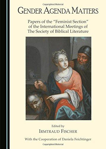 9781443876346: Gender Agenda Matters: Papers of the Feminist Section of the International Meetings of the Society of Biblical Literature (Psychologie Sociale)